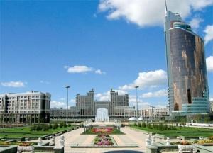 stolica kazachstanu astana